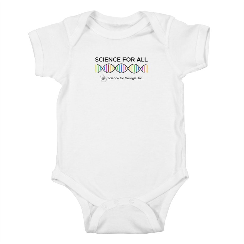 Science for All Kids Baby Bodysuit by Science for Georgia's Shop