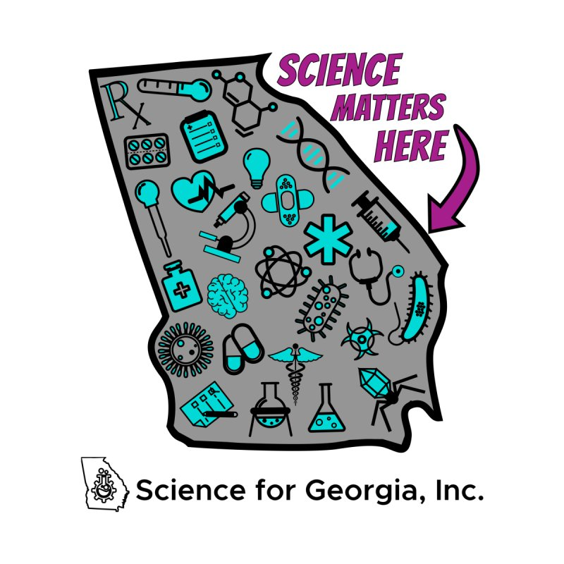 Science Matters Here by Science for Georgia's Shop