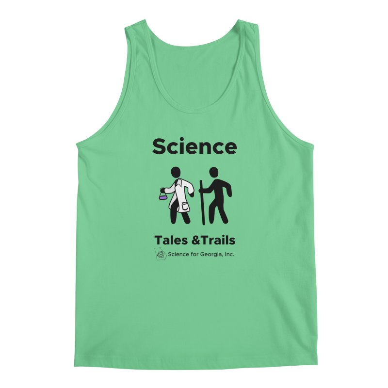Science Tales & Trails Men's Regular Tank by Science for Georgia's Shop