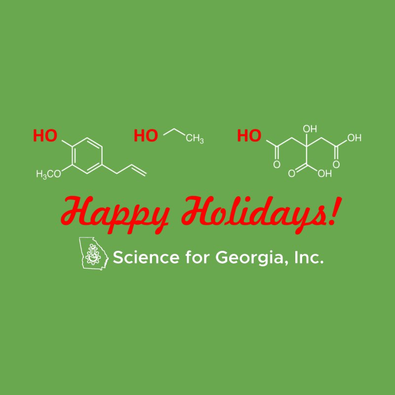 Ho Ho Holiday Shirt (Limited Edition) by Science for Georgia's Shop