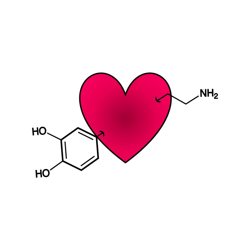 Love is Dope by Science for Georgia's Shop