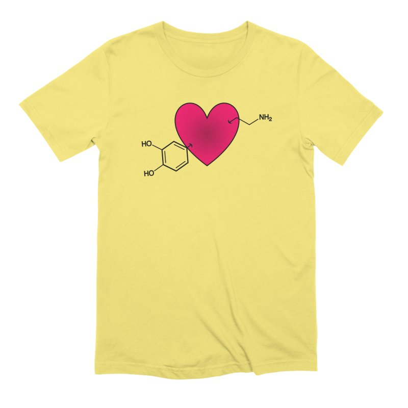 Love is Dope Men's Extra Soft T-Shirt by Science for Georgia's Shop