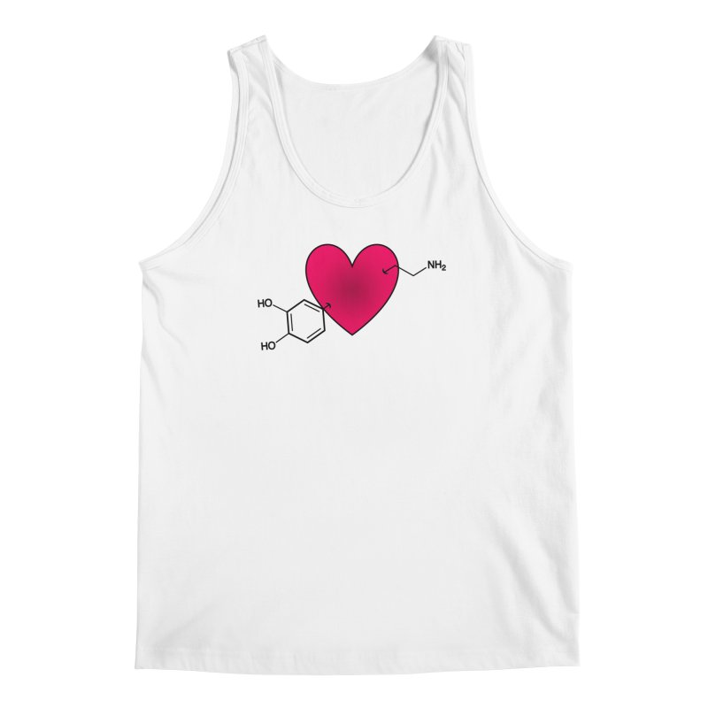 Love is Dope Men's Regular Tank by Science for Georgia's Shop