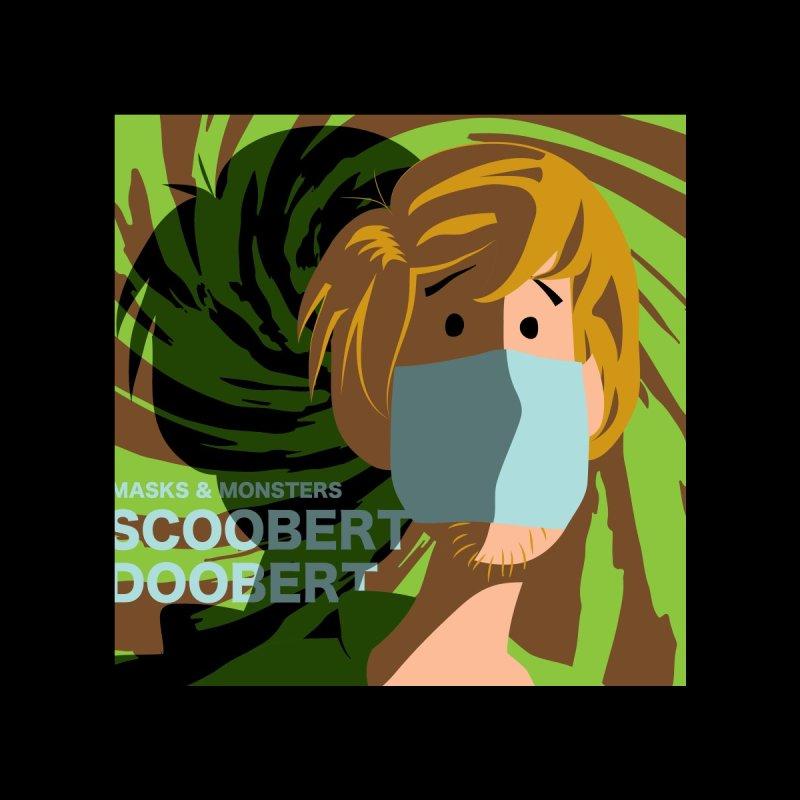 Masks And Monsters Album Accessories Face Mask by ScoobertDoobert's Artist Shop