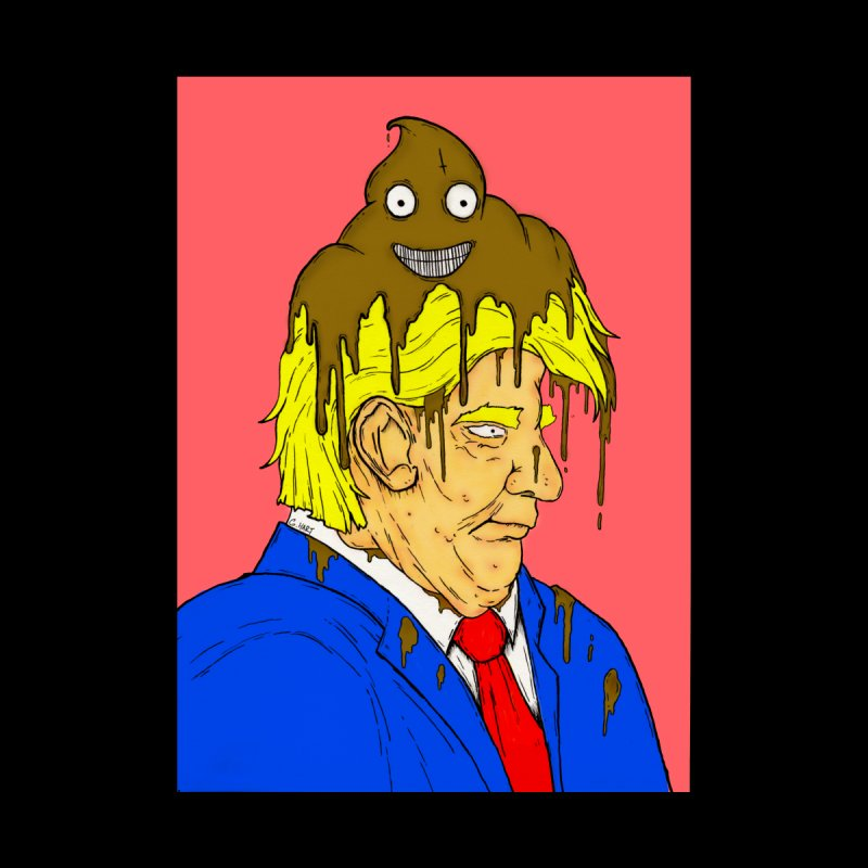 TRUMP DUMP by Scorpion Sandbox's Artist Shop