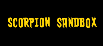 Scorpion Sandbox's Artist Shop Logo