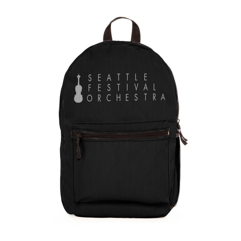 SFO Backpack Accessories Bag by Seattle Festival Orchestra's Shop