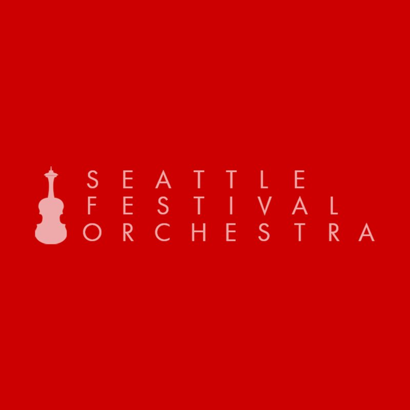 SFO Sticker by Seattle Festival Orchestra's Shop