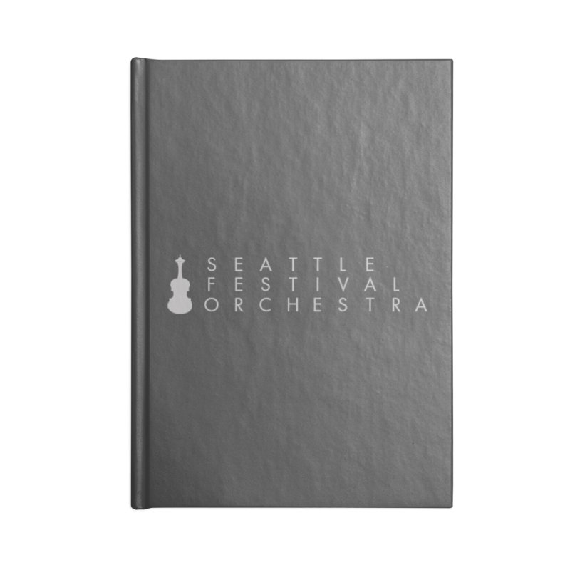 SFO Journal Accessories Notebook by Seattle Festival Orchestra's Shop