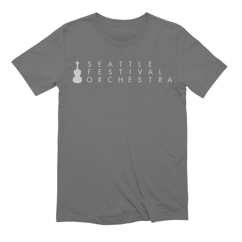 SFO Men Men's T-Shirt by Seattle Festival Orchestra's Shop