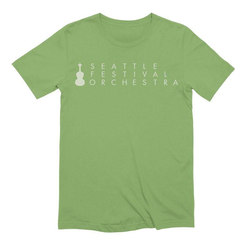 SFO Men Men's Extra Soft T-Shirt by Seattle Festival Orchestra's Shop