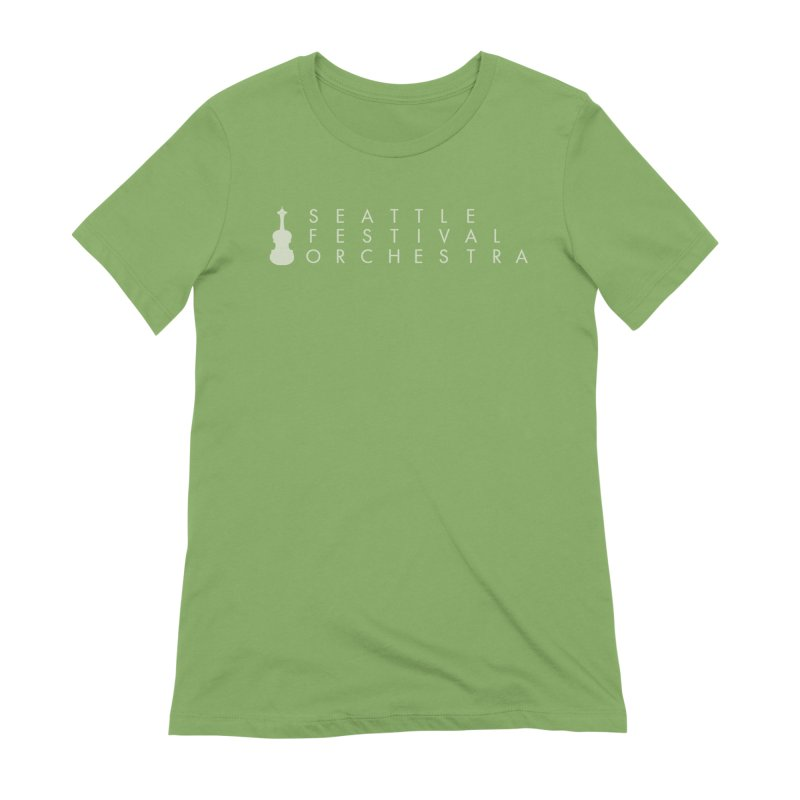 SFO Women Women's Extra Soft T-Shirt by Seattle Festival Orchestra's Shop