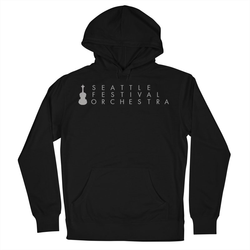 SFO Women Women's French Terry Pullover Hoody by Seattle Festival Orchestra's Shop