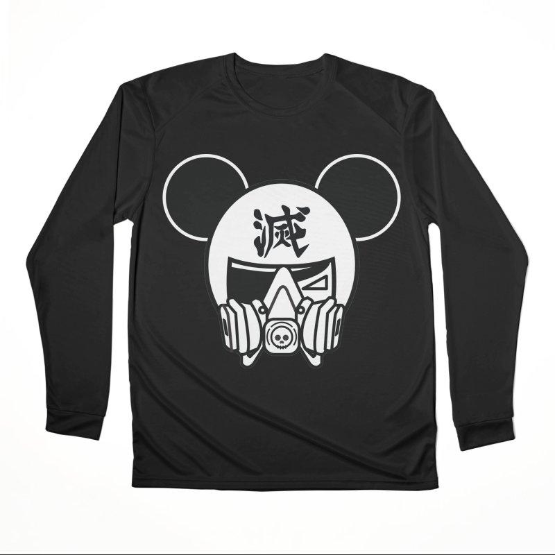 HAKAI SURU MOUSE Men's Performance Longsleeve T-Shirt by SergAndDestroy's Artist Shop