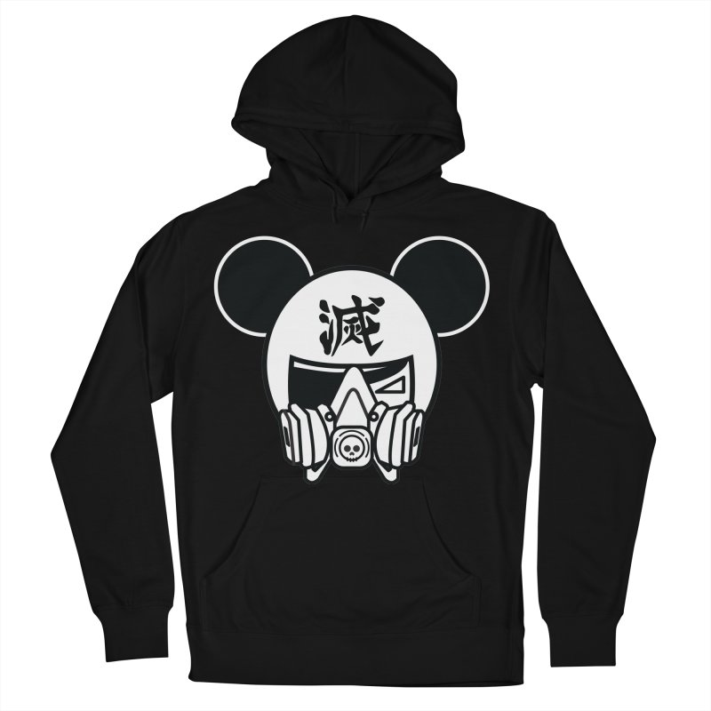 HAKAI SURU MOUSE Men's French Terry Pullover Hoody by SergAndDestroy's Artist Shop