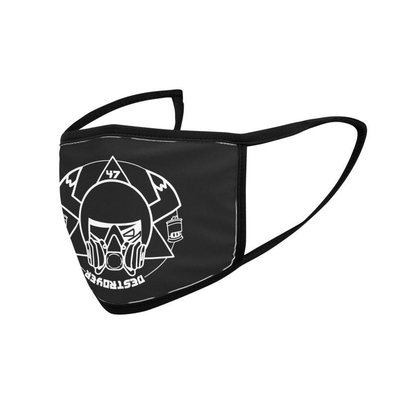 DESTROYER SUMMON Accessories Face Mask by SergAndDestroy's Artist Shop