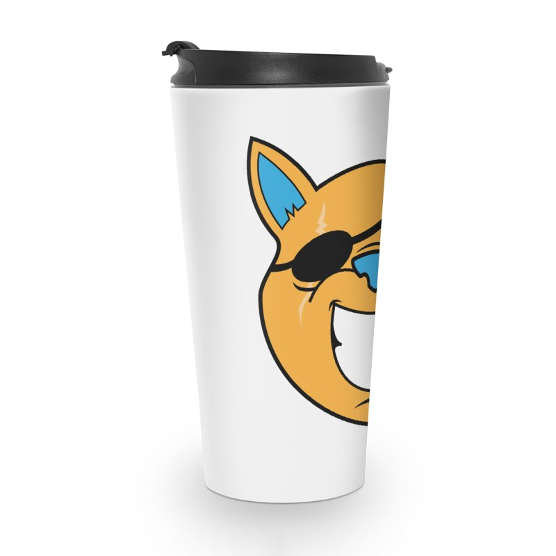 El Gran Gato Accessories Travel Mug by SergAndDestroy's Artist Shop