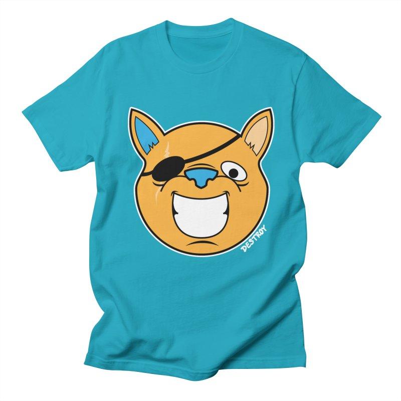 El Gran Gato Men's T-Shirt by SergAndDestroy's Artist Shop