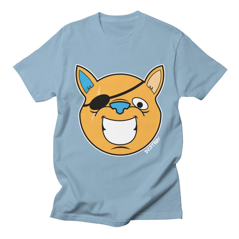 El Gran Gato Men's Regular T-Shirt by SergAndDestroy's Artist Shop