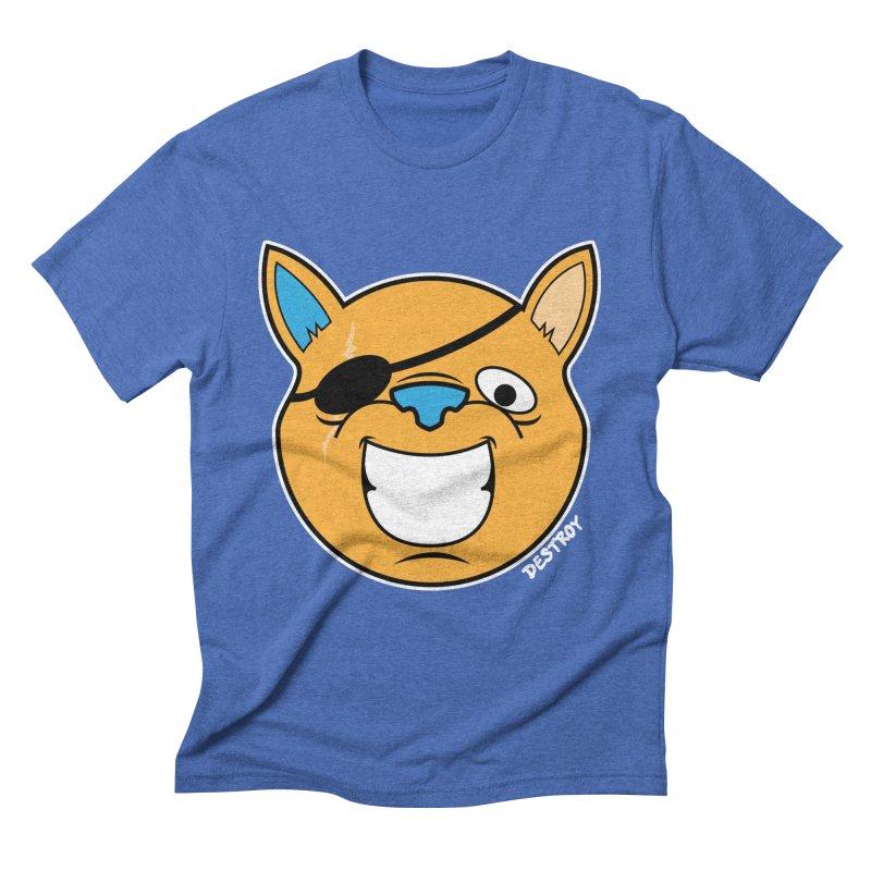 El Gran Gato Men's Triblend T-Shirt by SergAndDestroy's Artist Shop