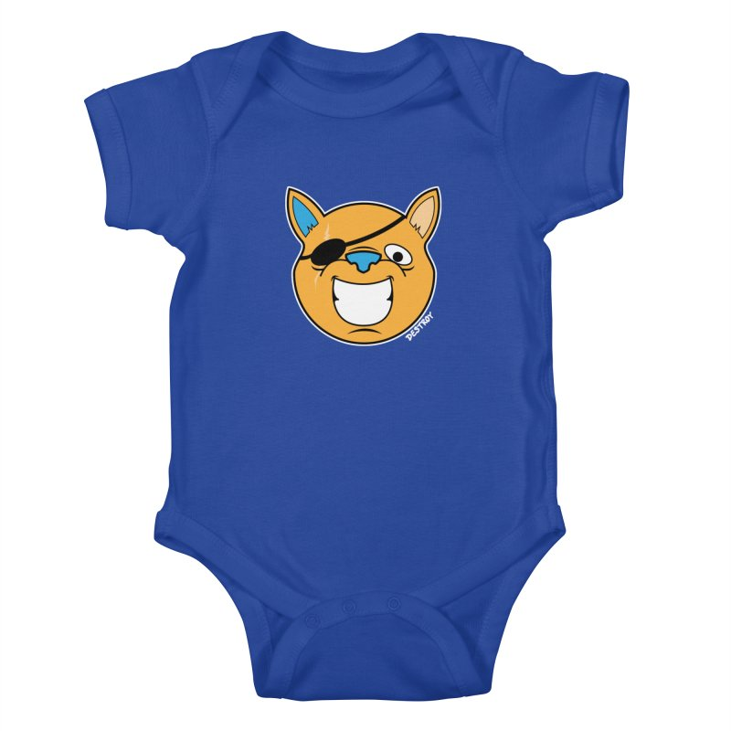 El Gran Gato Kids Baby Bodysuit by SergAndDestroy's Artist Shop