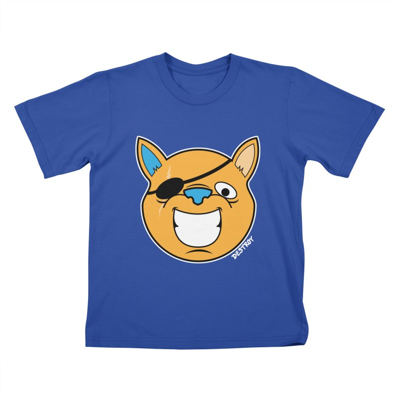 El Gran Gato Kids T-Shirt by SergAndDestroy's Artist Shop