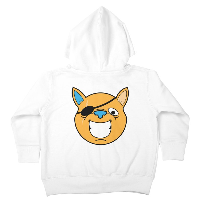 El Gran Gato Kids Toddler Zip-Up Hoody by SergAndDestroy's Artist Shop