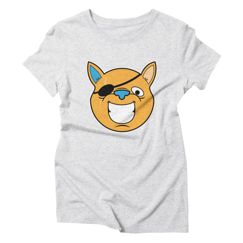 El Gran Gato Women's Triblend T-Shirt by SergAndDestroy's Artist Shop