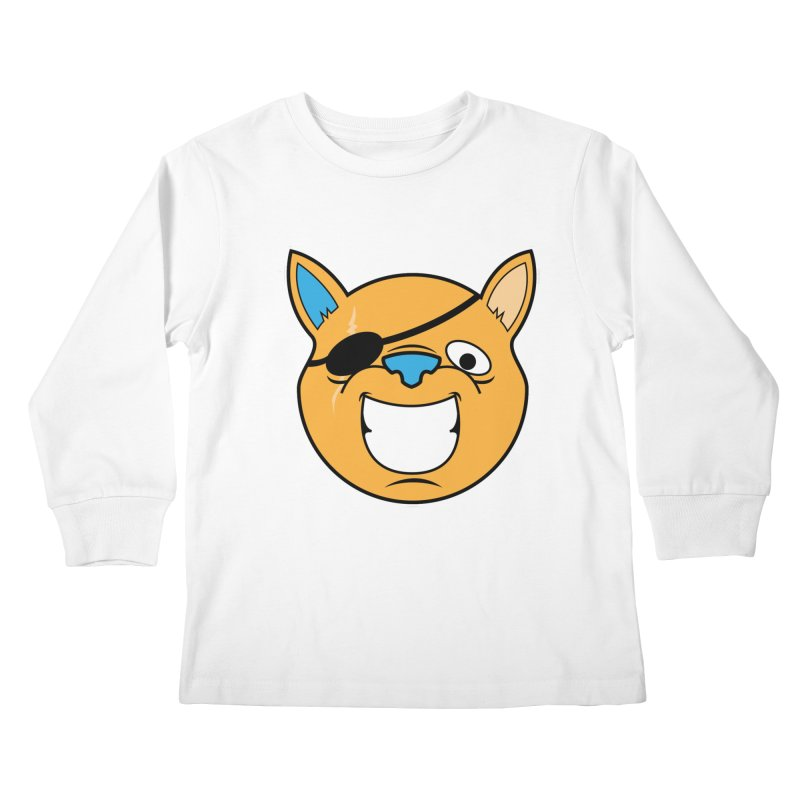 El Gran Gato Kids Longsleeve T-Shirt by SergAndDestroy's Artist Shop