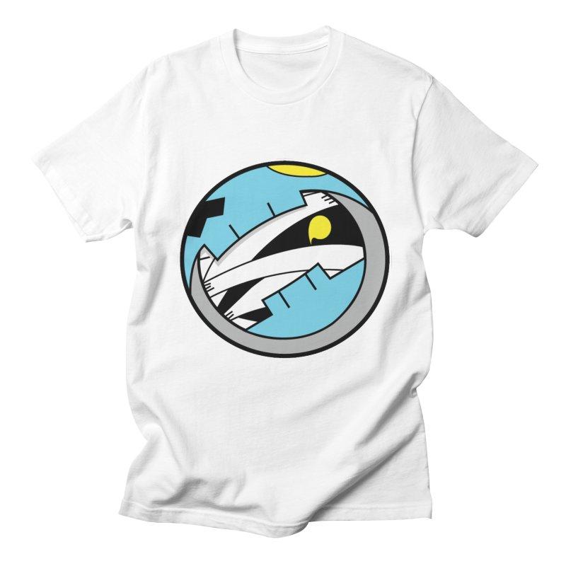 Mumskull Badge Men's Regular T-Shirt by SergAndDestroy's Artist Shop