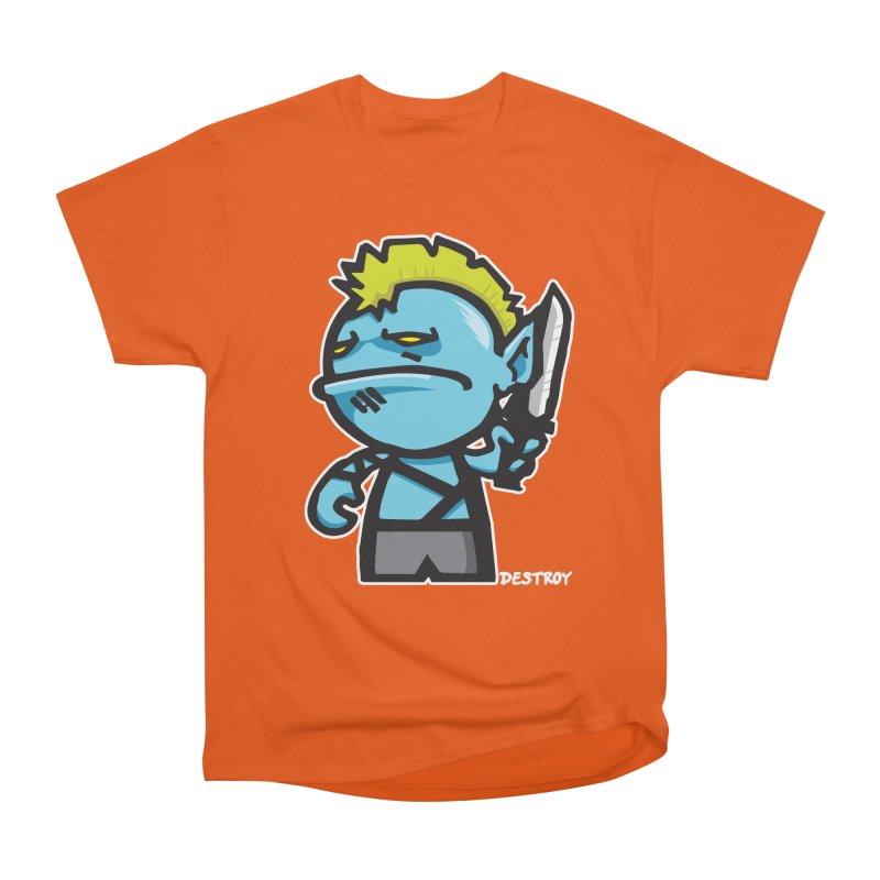 ORC HORDE TROOP Men's T-Shirt by SergAndDestroy's Artist Shop