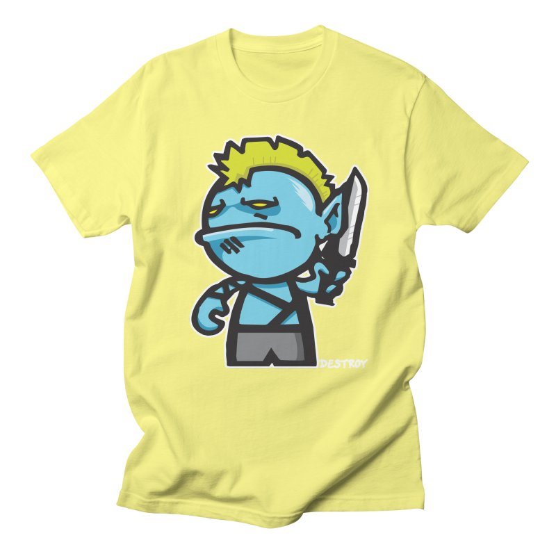 ORC HORDE TROOP Women's Regular Unisex T-Shirt by SergAndDestroy's Artist Shop