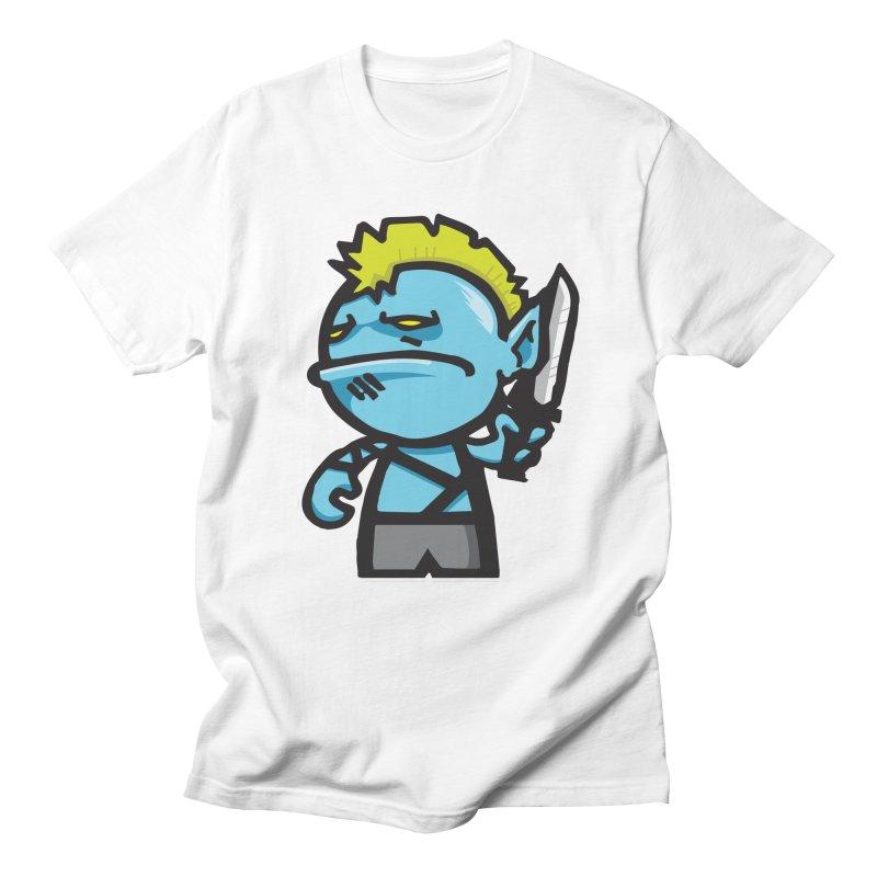 ORC HORDE TROOP Men's Regular T-Shirt by SergAndDestroy's Artist Shop