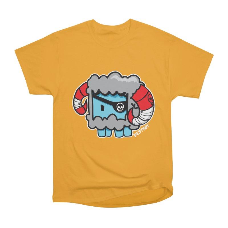 Capitan Suave Men's Heavyweight T-Shirt by SergAndDestroy's Artist Shop