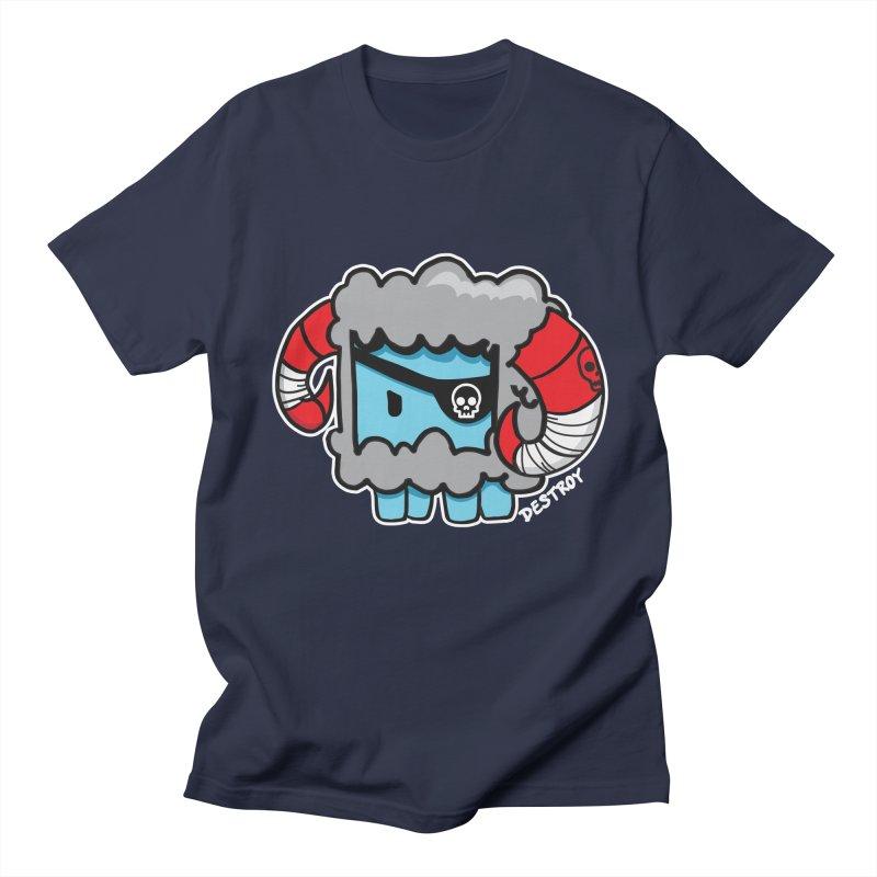 Capitan Suave Men's Regular T-Shirt by SergAndDestroy's Artist Shop