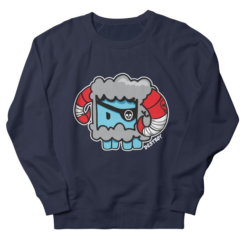 Capitan Suave Women's French Terry Sweatshirt by SergAndDestroy's Artist Shop