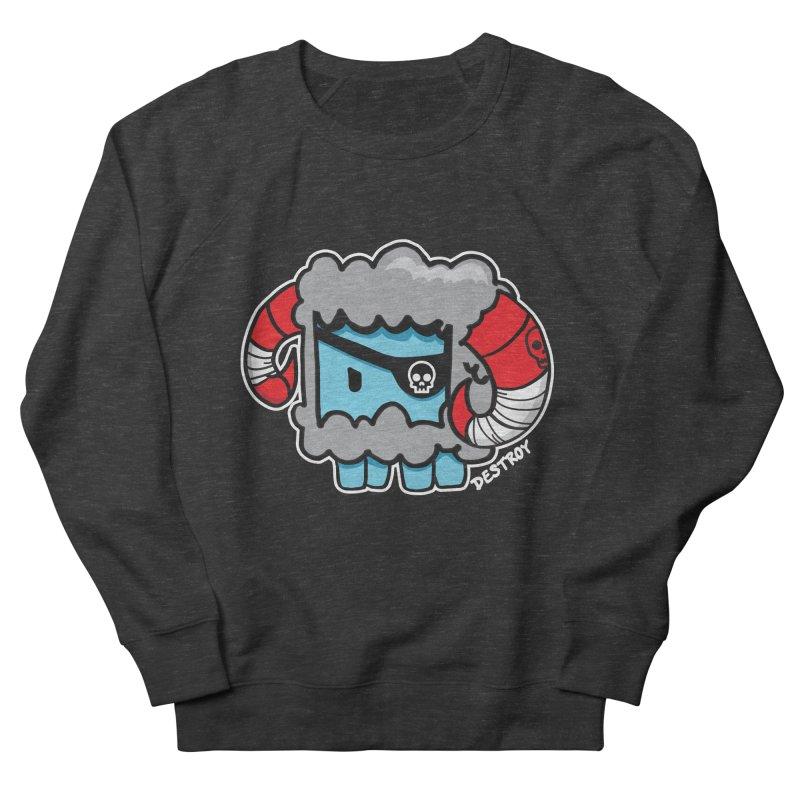 Capitan Suave Men's French Terry Sweatshirt by SergAndDestroy's Artist Shop