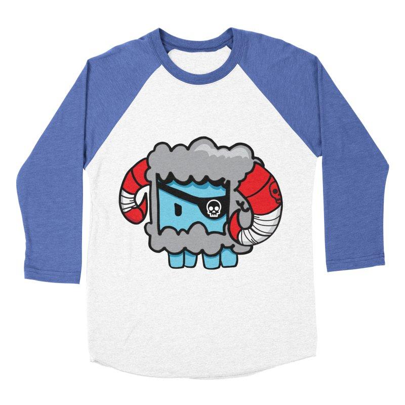 Capitan Suave Women's Baseball Triblend Longsleeve T-Shirt by SergAndDestroy's Artist Shop