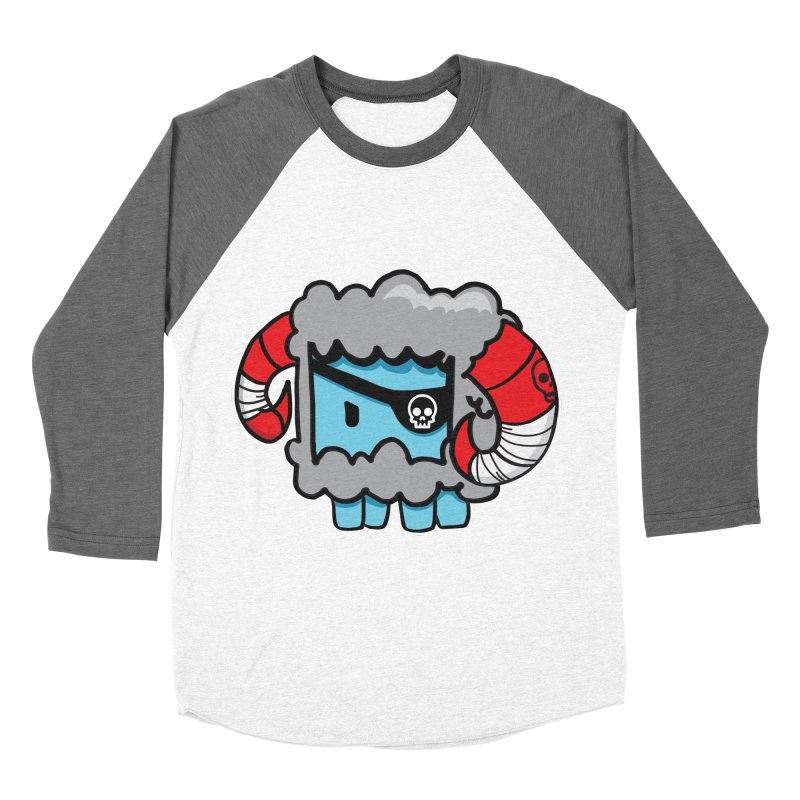 Capitan Suave Men's Baseball Triblend Longsleeve T-Shirt by SergAndDestroy's Artist Shop