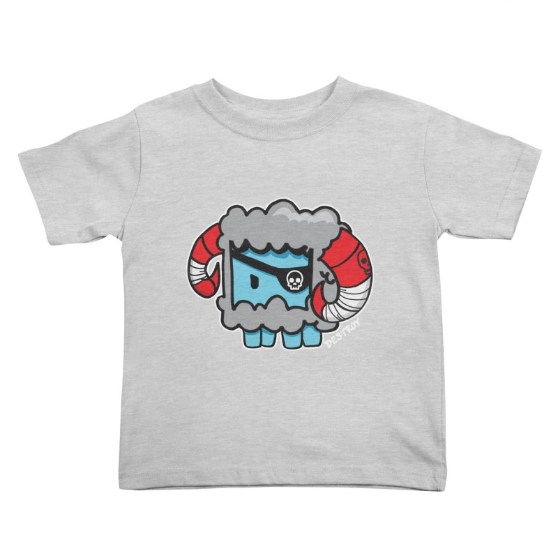 Capitan Suave Kids Toddler T-Shirt by SergAndDestroy's Artist Shop