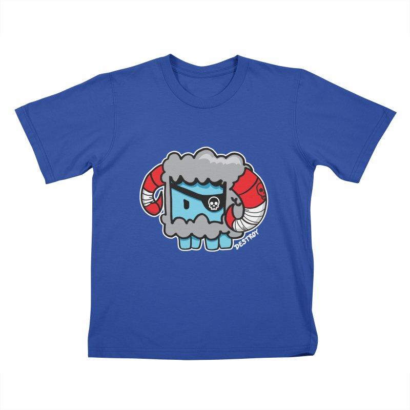 Capitan Suave Kids T-Shirt by SergAndDestroy's Artist Shop