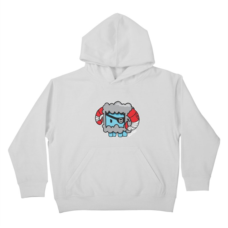 Capitan Suave Kids Pullover Hoody by SergAndDestroy's Artist Shop