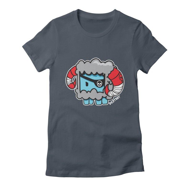 Capitan Suave Women's T-Shirt by SergAndDestroy's Artist Shop