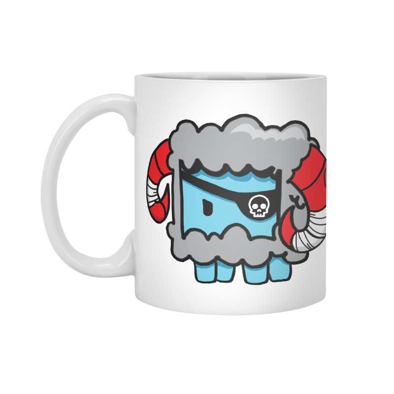 Capitan Suave Accessories Standard Mug by SergAndDestroy's Artist Shop