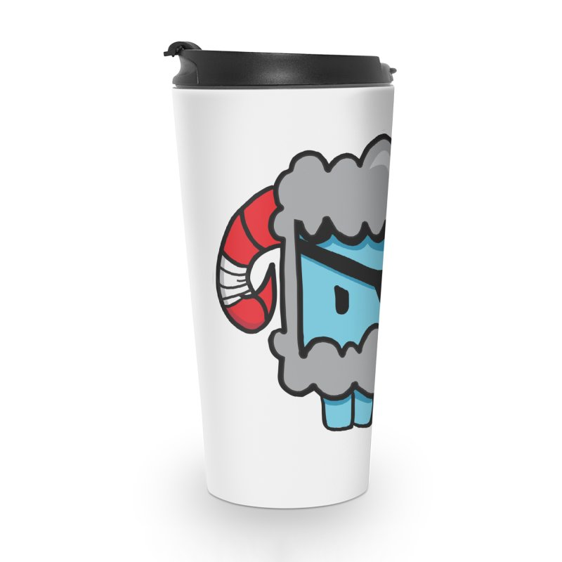 Capitan Suave Accessories Travel Mug by SergAndDestroy's Artist Shop