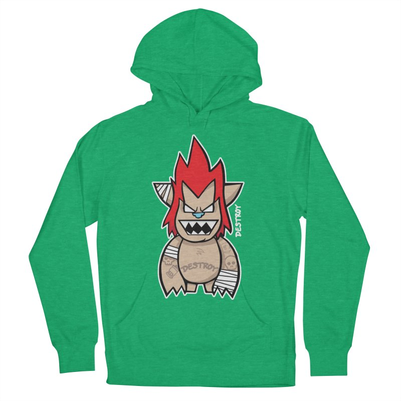 WARILLA (HARDCORE CLASSIC) Women's French Terry Pullover Hoody by SergAndDestroy's Artist Shop