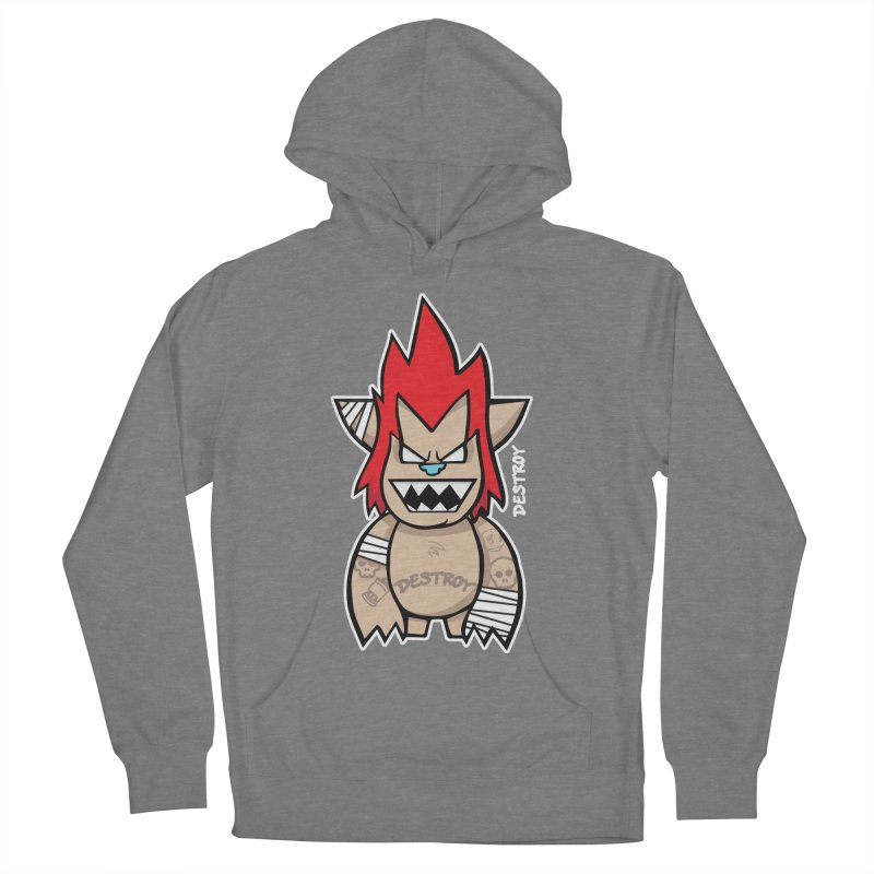 WARILLA (HARDCORE CLASSIC) Men's French Terry Pullover Hoody by SergAndDestroy's Artist Shop