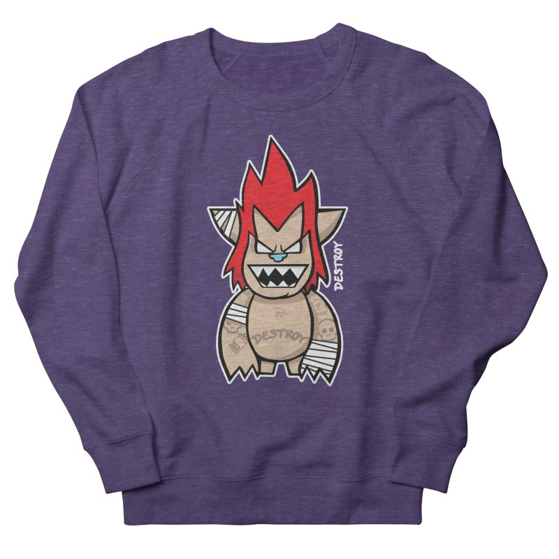 WARILLA (HARDCORE CLASSIC) Men's French Terry Sweatshirt by SergAndDestroy's Artist Shop