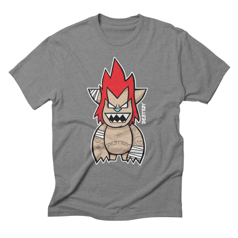 WARILLA (HARDCORE CLASSIC) Men's Triblend T-Shirt by SergAndDestroy's Artist Shop
