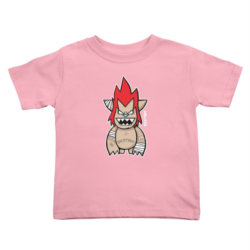 WARILLA (HARDCORE CLASSIC) Kids Toddler T-Shirt by SergAndDestroy's Artist Shop